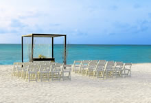 Complimentary destination wedding