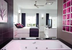 Villa Junior Suite Jacuzzi Ocean View