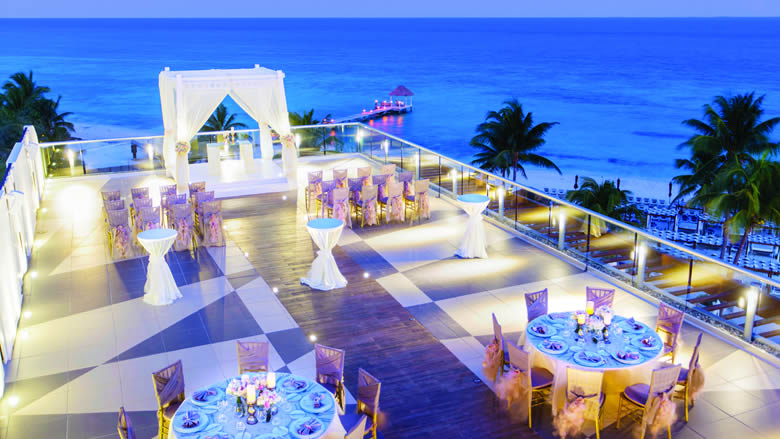 Mexico All Inclusive Wedding Destination
