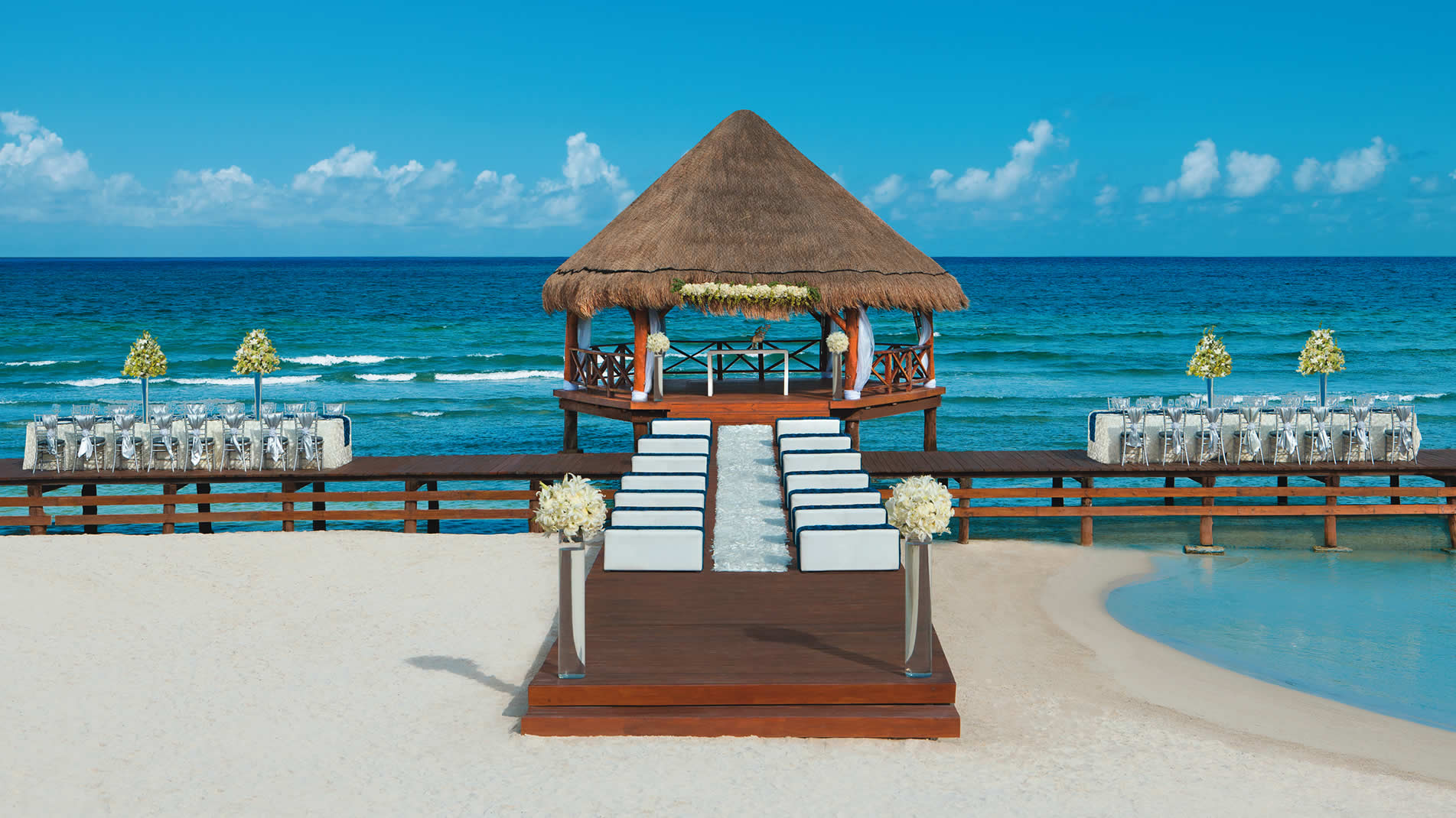 Begin Your New Life Together With A Secrets Resorts Wedding Where Each Honeymoon