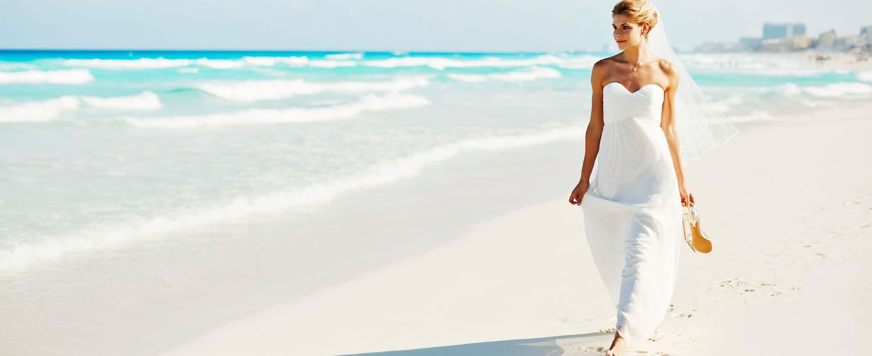 Say I do on Mexico's most desirable oceanfront destination wedding location.