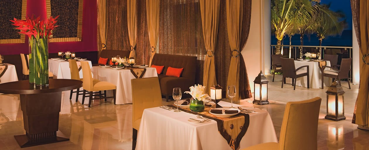Now Jade offers gourmet French cuisine in a tranquil and serene atmosphere.