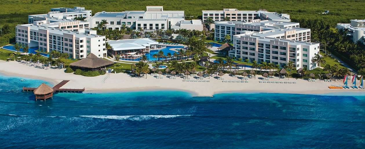 Secrets Silversands offers crystal clear water and sugar white sand beaches of the Caribbean.