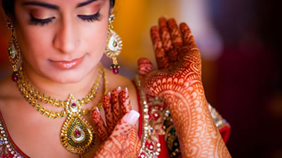 South Asian Indian Wedding Packages
