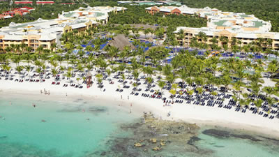 Barcelo Maya Palace Deluxe Weddings