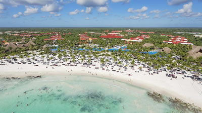Barceló Maya Beach Resort Weddings