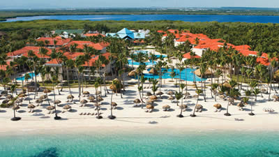 Dreams Palm Beach Punta Cana All-Inclusive Beach Wedding