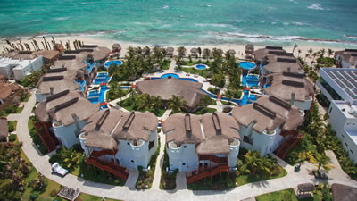 El Dorado Casitas Riviera Maya All Inclusive  Wedding in Mexico