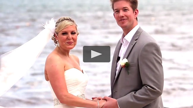 Beach Weddings Video