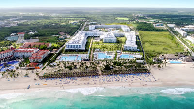 Riu Republica Punta Cana Wedding