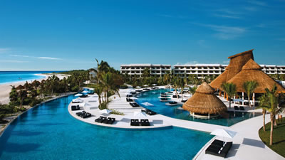 Secrets Maroma Beach Riviera Cancun All Inclusive symbolic Wedding